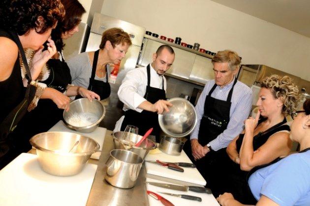 Premi re r ussie pour la f te de la gastronomie hr infos - Cours de cuisine guy martin ...