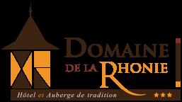 logotype Domaine de la Rhonie