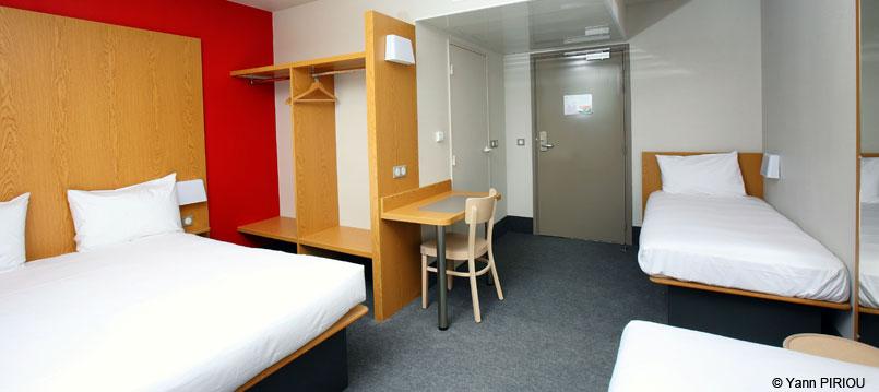 B b hotels ouvre un grand familial de 400 chambres sur for Hotel paris chambre 4 personnes