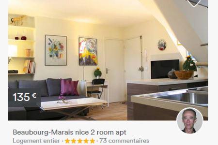 comment airbnb paris enrichit les uns mais appauvrit les. Black Bedroom Furniture Sets. Home Design Ideas