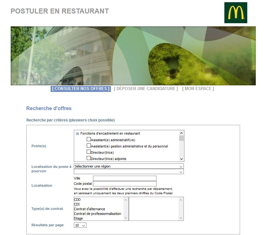 site-internet-recrutement-mc-donalds-france