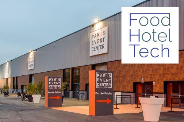 Food h tel tec 1er salon d di aux solutions digitales for Porte de la villette salon gastronomique