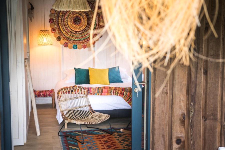 Whaka Lodge - Cabane Chic Lacustre Galapagos